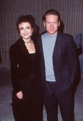 Kenneth Branagh and Helena Bonham Carter at The Theory of Flight (1998)