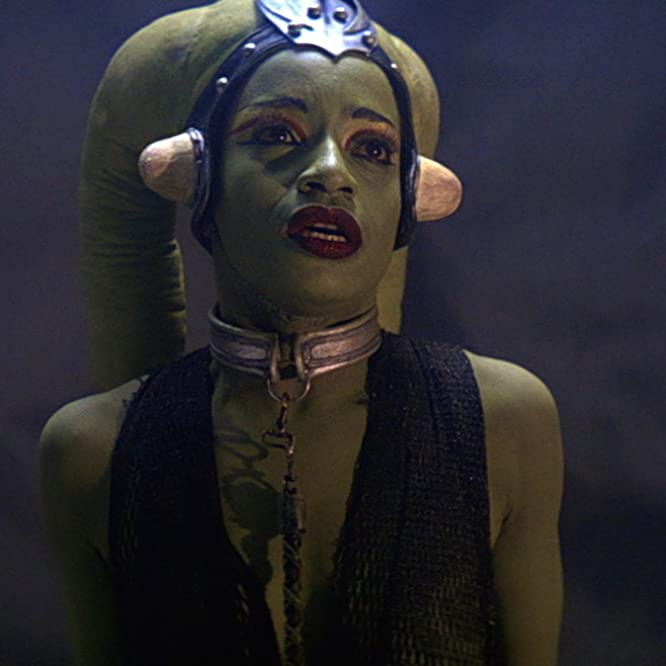 Femi Taylor in Star Wars: Episode VI - Return of the Jedi (1983)