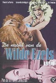 De nacht van de wilde ezels Poster