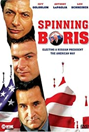 Spinning Boris (2003) Poster - Movie Forum, Cast, Reviews