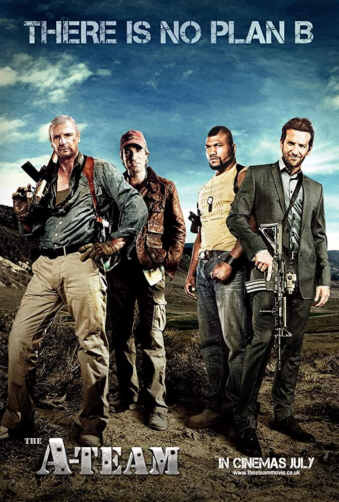 The A-Team 2010 Dual Audio Hindi 480p BluRay full movie watch online freee download at movies365.ws