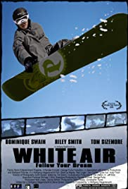 White Air Poster