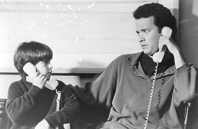Tom Hanks and Ross Malinger in Sleepless in Seattle (1993)