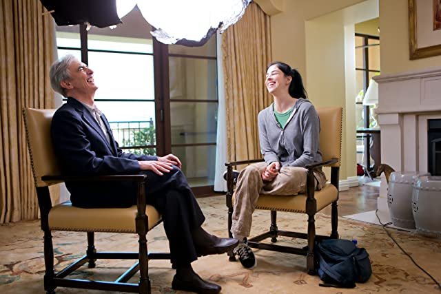 Sarah Silverman and David Steinberg in Inside Comedy (2012)