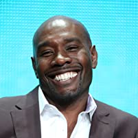 Morris Chestnut at an event for Rosewood (2015)