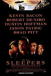 Sleepers (1996) Poster - Movie Forum, Cast, Reviews