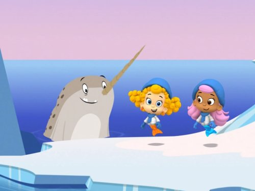 Bubble guppies the arctic life tv episode 2013 imdbpro for Bubble guppies fish