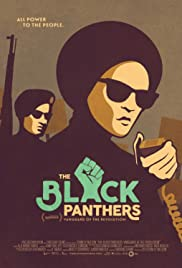 The Black Panthers: Vanguard of the Revolution (2015) Poster - Movie Forum, Cast, Reviews
