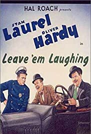 Leave 'Em Laughing (1928) Poster - Movie Forum, Cast, Reviews