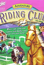 Barbie Riding Club Poster