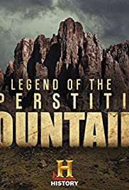 Legend of the Superstition Mountains Poster - TV Show Forum, Cast, Reviews