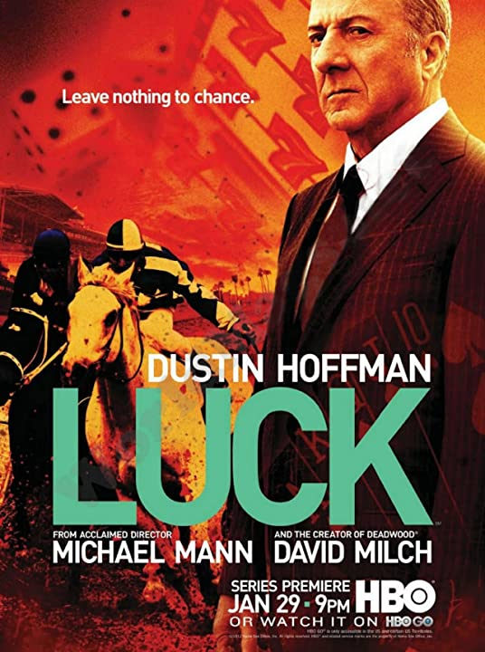Dustin Hoffman in Luck (2011)