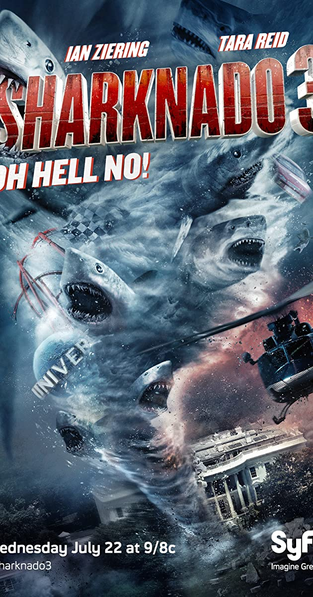 Tony Isabella's Bloggy Thing: SHARKTOPUS VS. WHALEWOLF