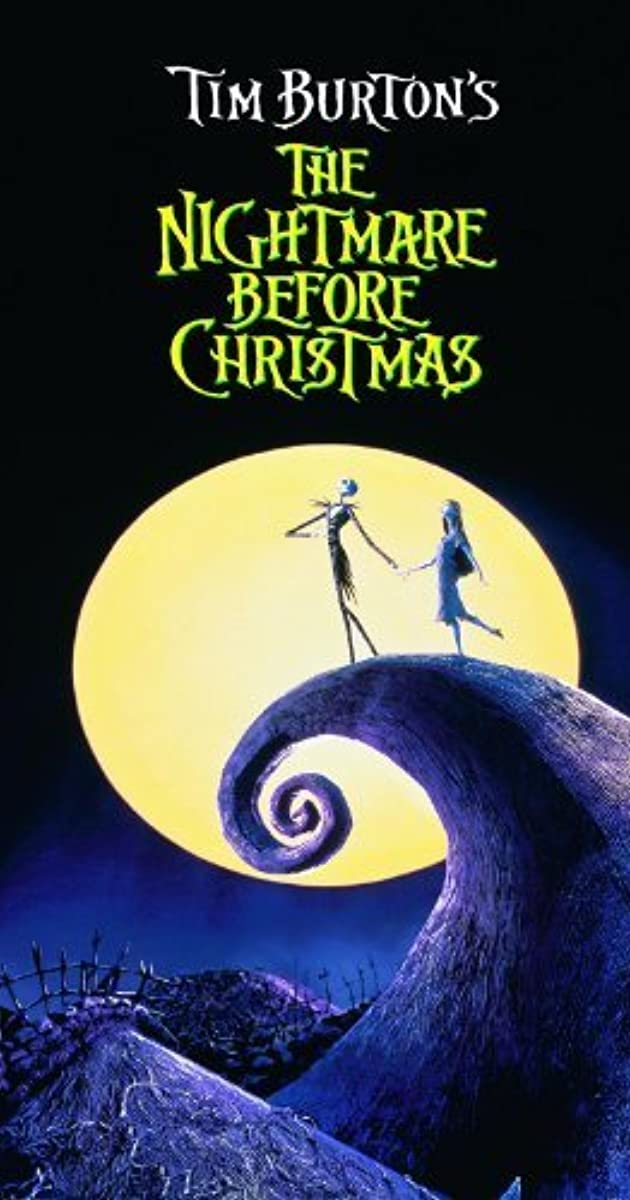 Image result for nightmare before christmas cast