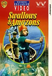 Swallows and Amazons (1974) Poster - Movie Forum, Cast, Reviews