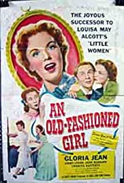 An Old-Fashioned Girl Poster