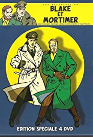 Blake et Mortimer Poster - TV Show Forum, Cast, Reviews