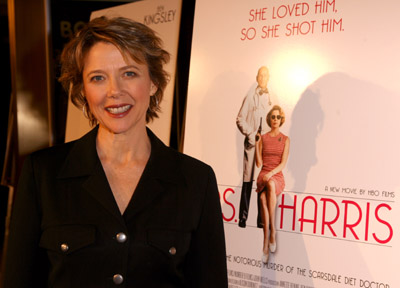 Annette Bening at an event for Mrs. Harris (2005)