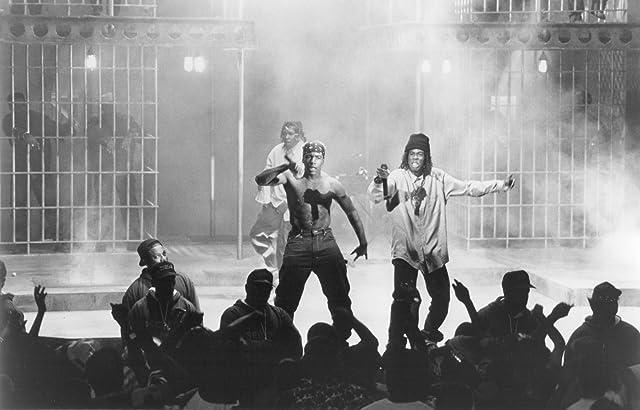 Chris Rock, Allen Payne, and Deezer D in CB4 (1993)