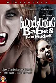 Bloodsucking Babes from Burbank Poster