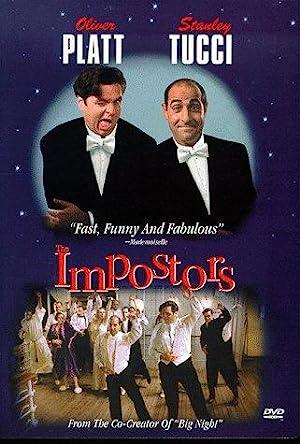 watch The Impostors full movie 720