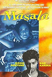 Masala (1991) Poster - Movie Forum, Cast, Reviews