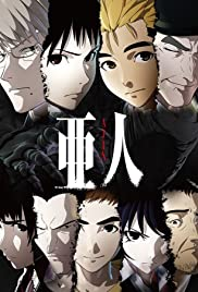 Ajin Poster - TV Show Forum, Cast, Reviews