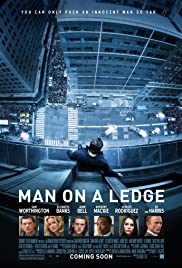Man on a Ledge (2012) Poster - Movie Forum, Cast, Reviews