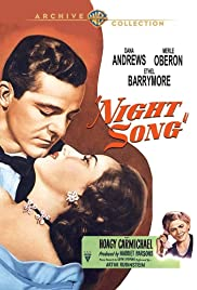 Night Song Poster