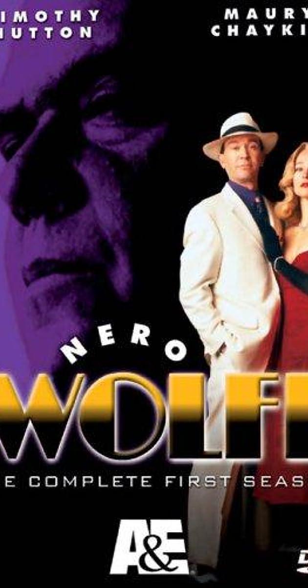 a nero wolfe mystery tv series 2001�2002 imdb