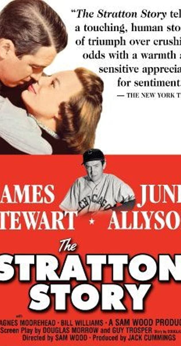 the stratton story 1949 imdb