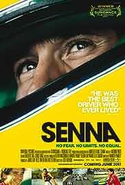 Senna film poster
