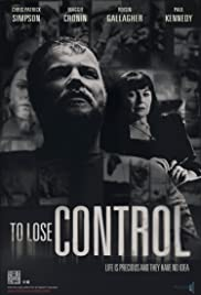 To Lose Control Poster
