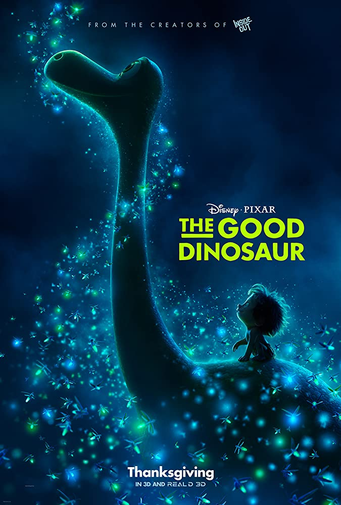 The Good Dinosaur (2015)   Cover