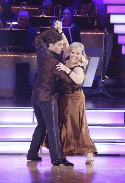 Nancy Grace in Dancing with the Stars (2005)