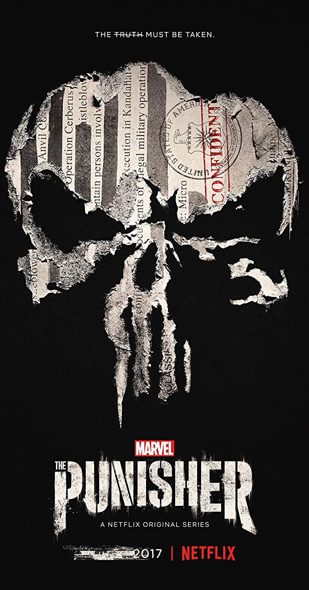 Baudėjas (1 Sezonas) / The Punisher (Season 1) (2017) online
