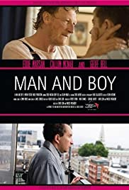 Man and Boy Poster