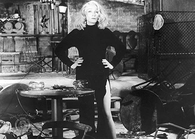 Marlene Dietrich in Witness for the Prosecution (1957)