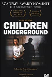 Children Underground (2001) Poster - Movie Forum, Cast, Reviews