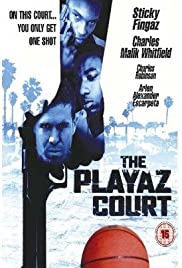 The Playaz Court Poster