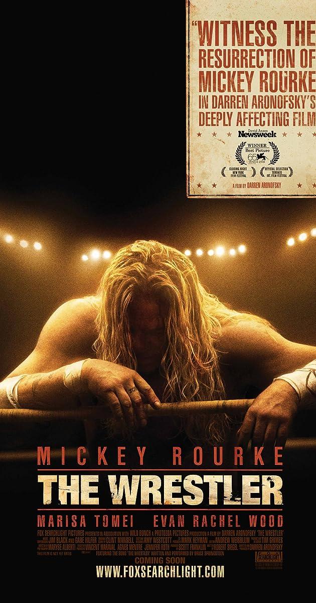 Imtynininkas / The Wrestler (2008) Online