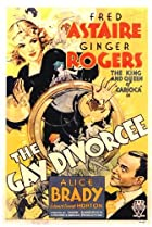 The Gay Divorcee (1934) Poster