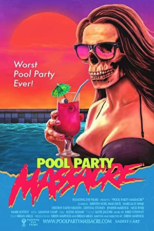 Poster Pool Party Massacre