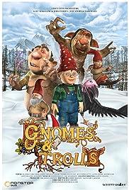Gnomes & Trolls: The Secret Chamber Poster