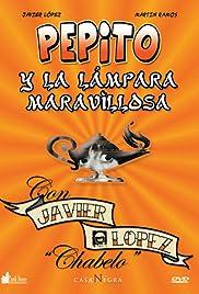 Pepito y la lámpara maravillosa Poster