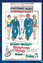 Everything's Ducky (1961) Poster - Movie Forum, Cast, Reviews
