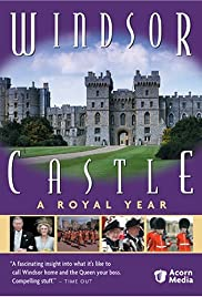 Windsor Castle: A Royal Year Poster