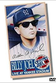 Billy Joel: Live at Yankee Stadium Poster