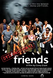 Dysfunctional Friends (2012) Poster - Movie Forum, Cast, Reviews