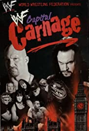 WWF Capital Carnage Poster